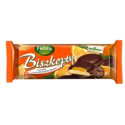 Biszkopty Fiesta z galaretką 135g.