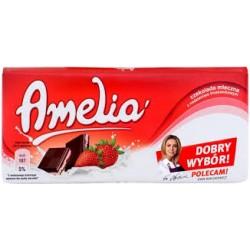 Czkolada Amelia różne smaki