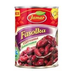 Jamar Fasola czerwona konserwowa 400g