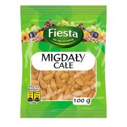 Fiesta Migdały całe 100g.