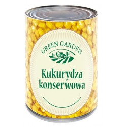 Kukurydza konserwowa Green 400ml.