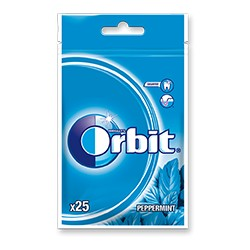 Guma do żucia ORBIT PEPPERMIT 25szt. 35 g.