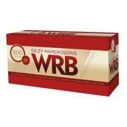 Gilzy WRB 500 szt. 142g.
