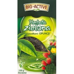 Herbata liściasta BIO-ACTIVE mix 100g.