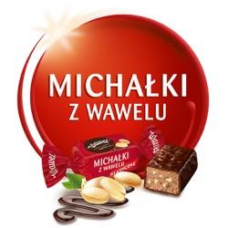 Cukierki Wawel Michałki Klasyczne 280g