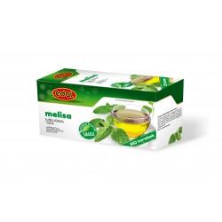 Herbata ekspresowa melisaedal 20szt. 36g.