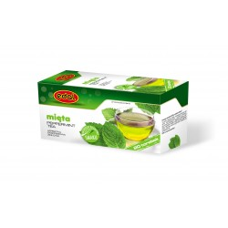 Herbata ekspresowa mięta edal 20szt. 36g.