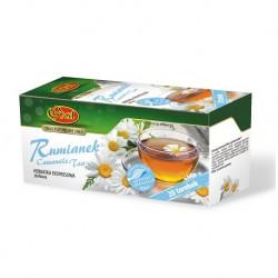 Herbata ekspresowa rumianek edal 20 torebek