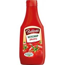 Ketchup Pudliszki pikantny  480 g.