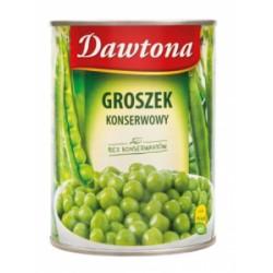 Groszek konserwowy Dawtona 400g