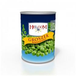 Groszek konserwowy Helcom 400g