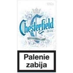 Papierosy Chesterfield Blue