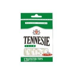 Filtry Tennesie  slim 120 szt.
