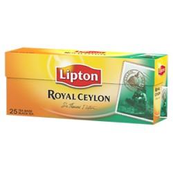 Herbata ekspresowa Lipton 25szt.