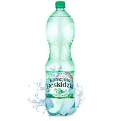 Woda  Kracjusz gaz,  1,5l