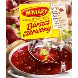 Barszcz czerwony Winiary 170g.