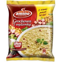 Zupa chińska Amino grochowa 65 g.