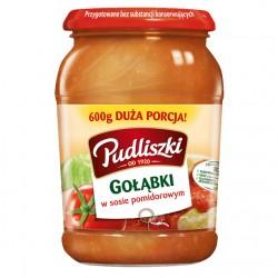 Gołąbki w sosie pomidorowym Pudliszki 600 g.