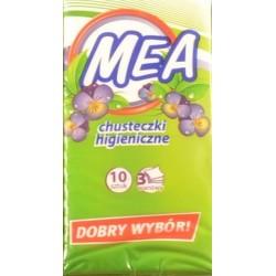 Chusteczki higieniczne Mea