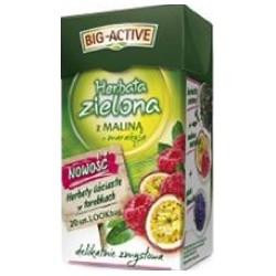 Big active herbata zielona mix 100g