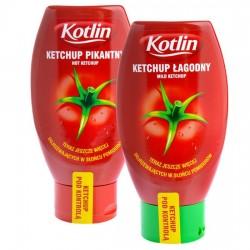 Ketchup Kotlin 450g .