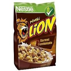 Płatki Lion Nestle 500g.