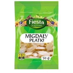 Migdały płatki Fiesta 70g.