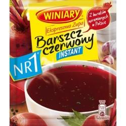 Barszcz czerwony instant Winiary 60g.