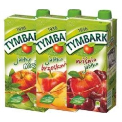 Sok Tymbark owocowy mix 1l