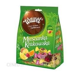 Cukierki Mieszanka krakowska Wawel 350g
