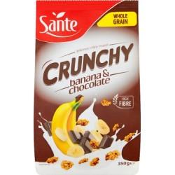 Płatki zbożowe crunchy Sante 350g