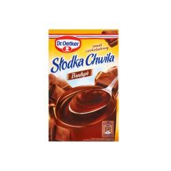 Budyń czekoladowy Słodka chwila 43 g.