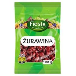 Fiesta Żurawina suszona 100g.