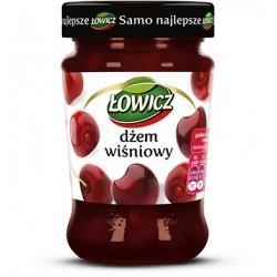 Dżem wiśniowy Łowicz 280g.