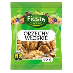 Fiesta Orzechy włoskie 80g.