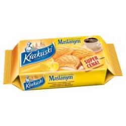Ciastka Maślane Krakuski 150g.
