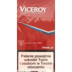Papierosy Viceroy red